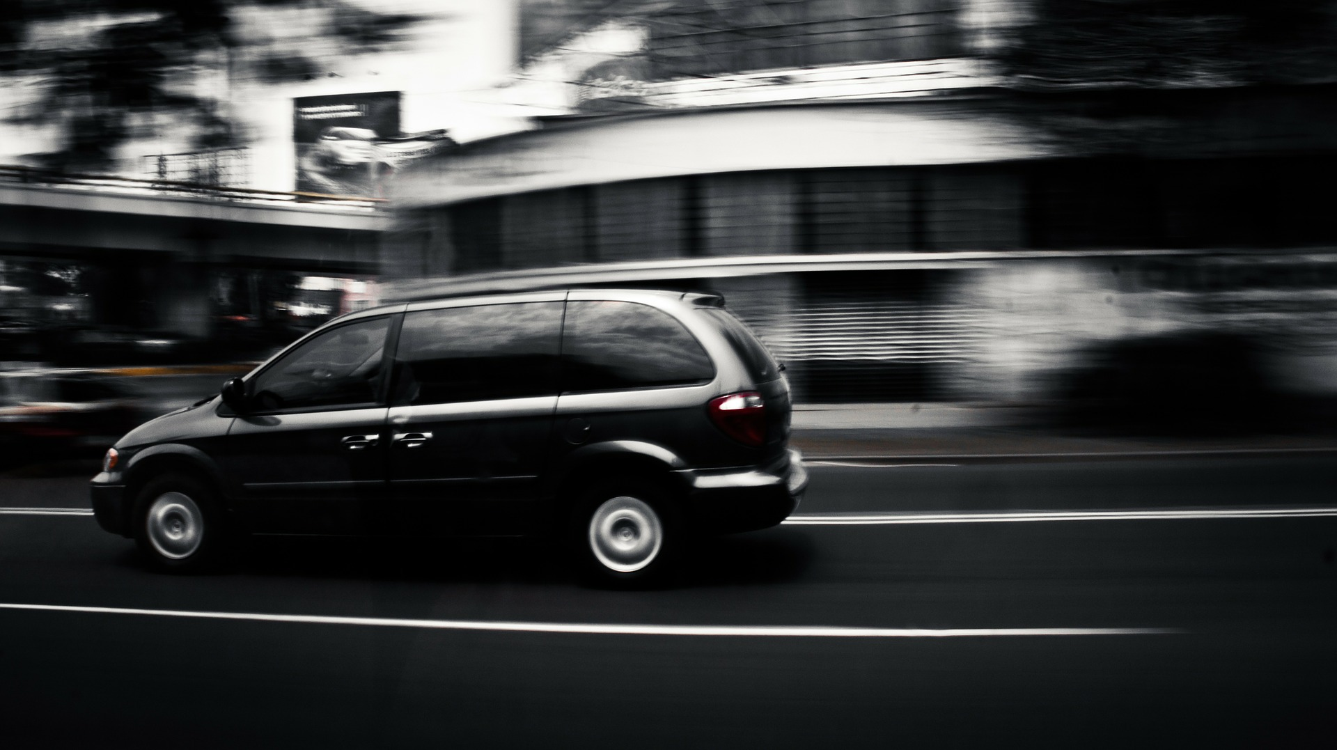 Jaki van wybrać na taxi?