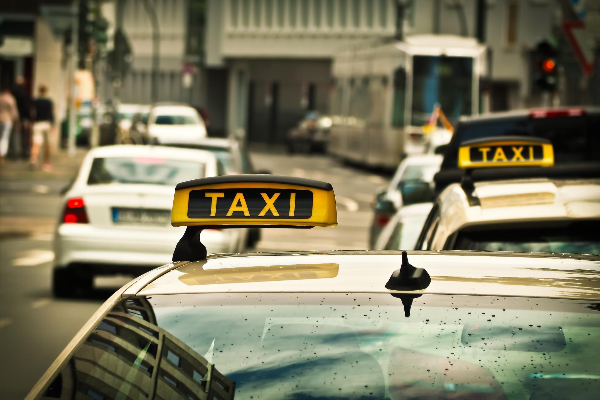 Jakie auto na taxi?